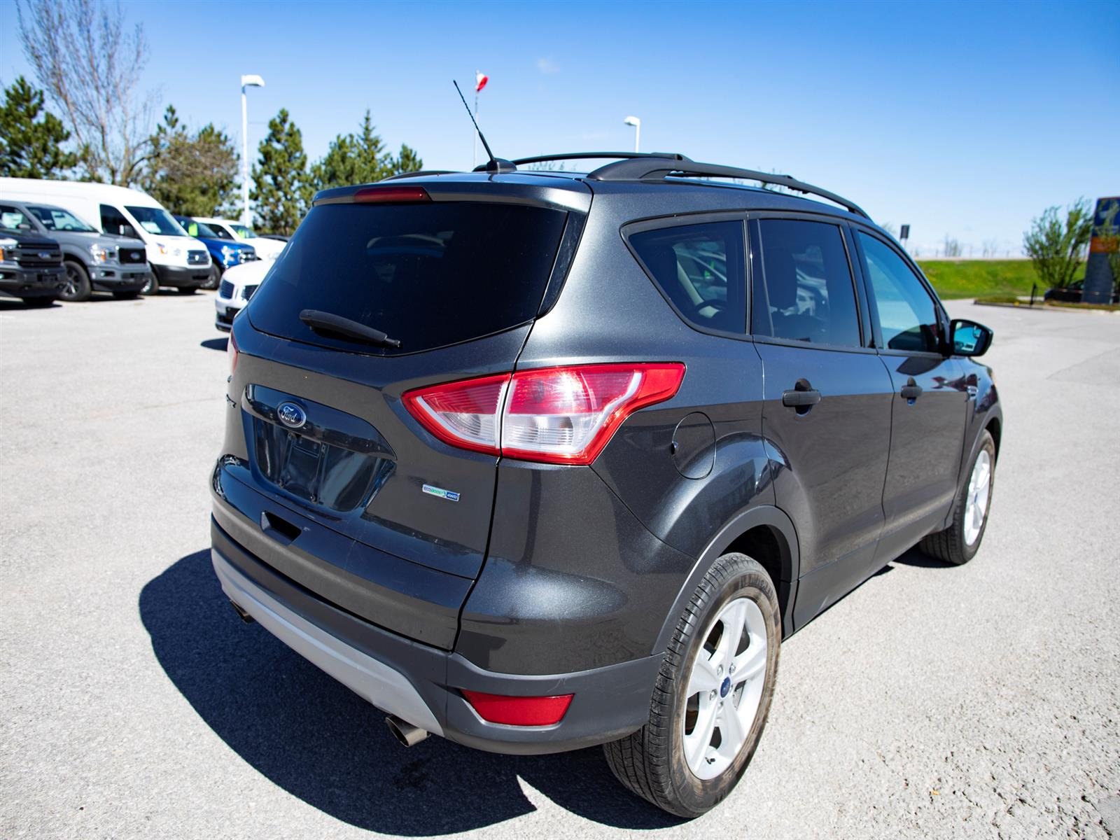 2016 Ford Escape S 4WD