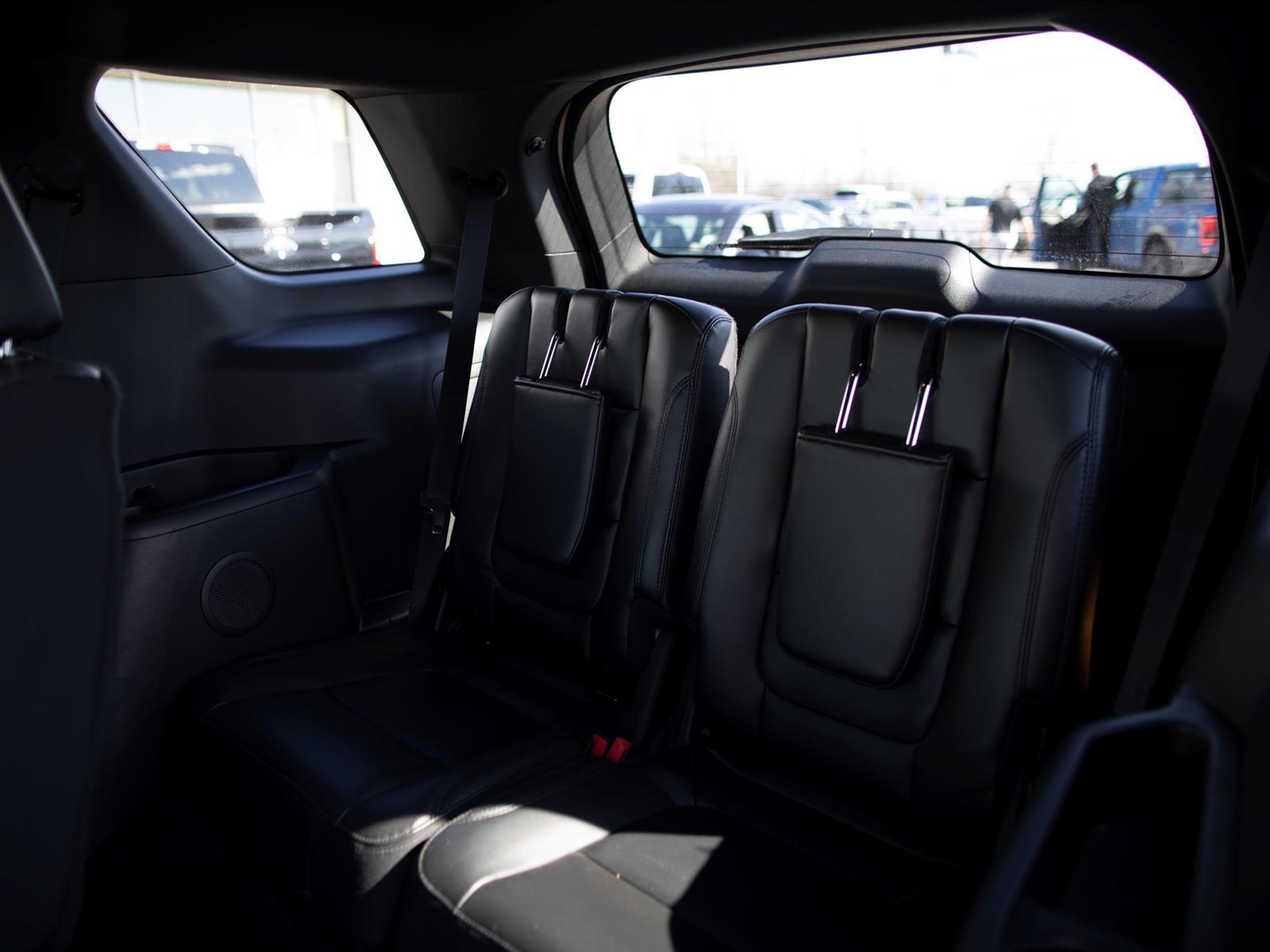 2017 Ford Explorer XLT 4WD