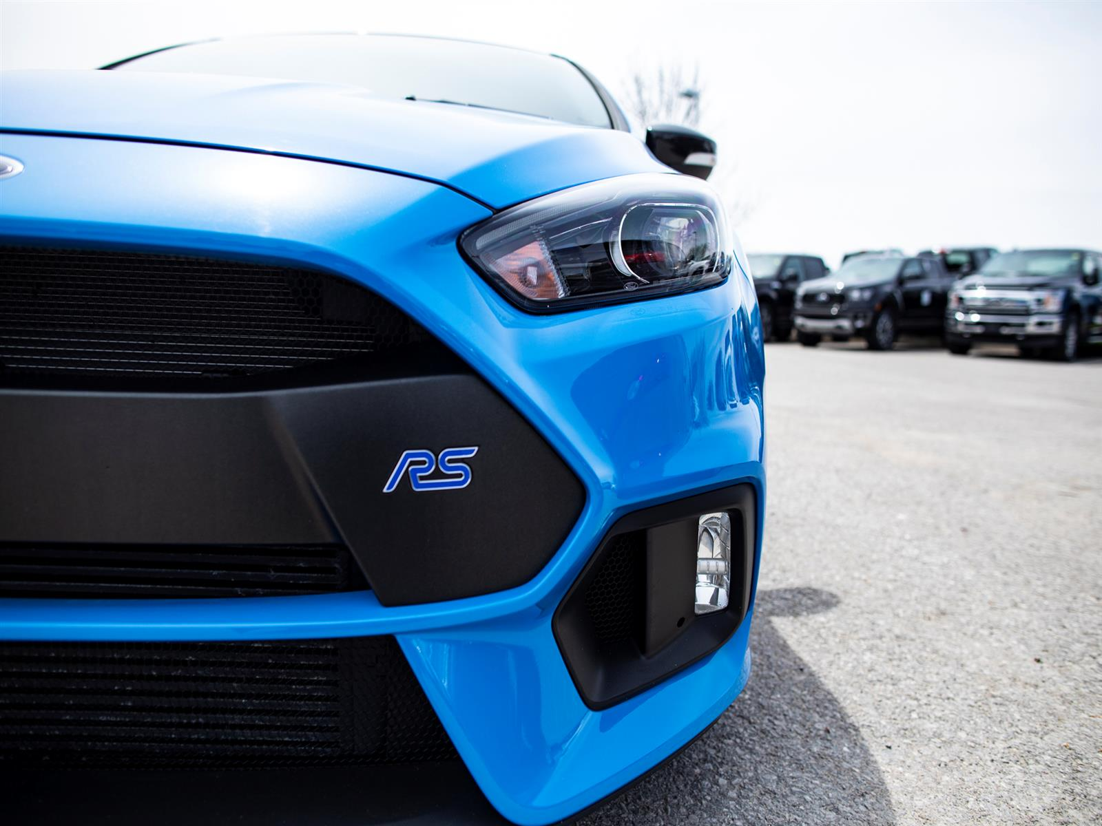 2018 Ford Focus RS Hatch