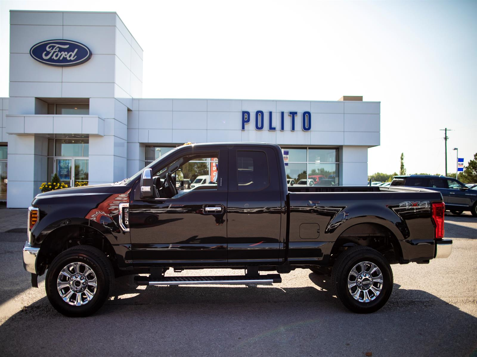 2019 Ford F-250 XLT S/C