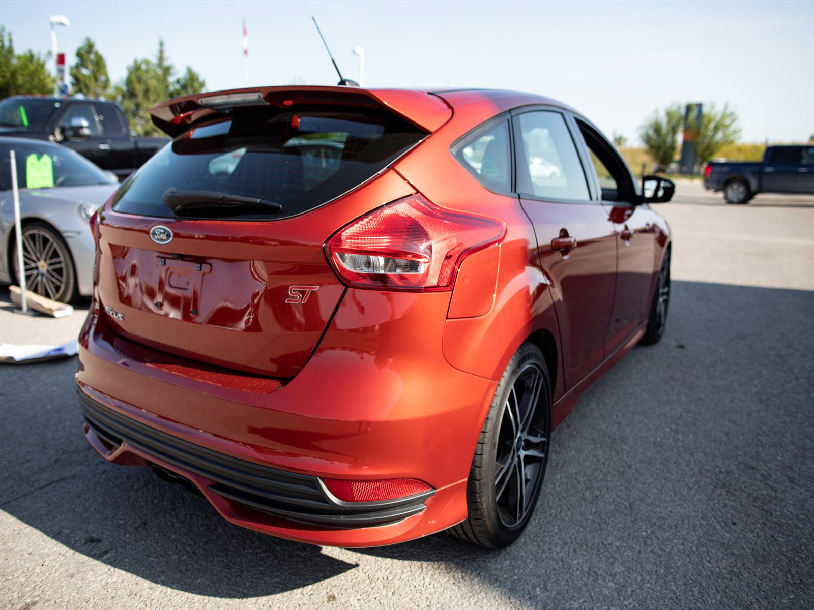 2018 Ford Focus ST Hatch
