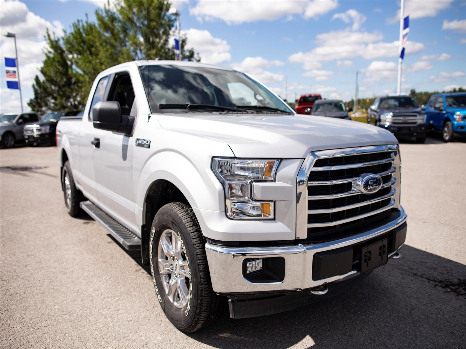 2017 Ford F-150 XLT S/C