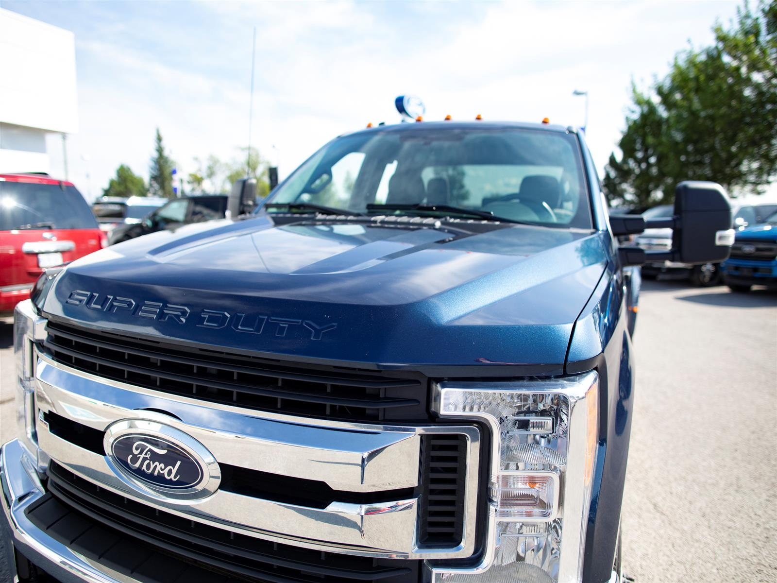 2017 Ford F-350 XLT S/C DRW 4WD