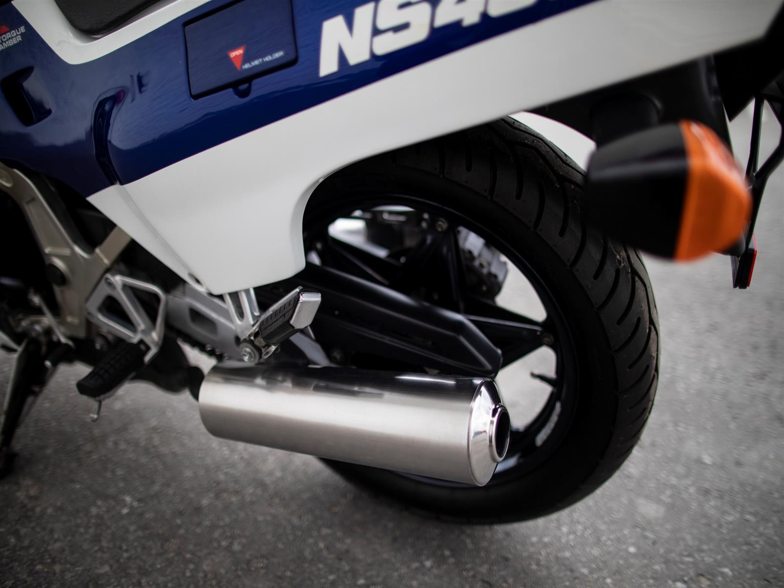 1986 Honda NSR NSR 400R