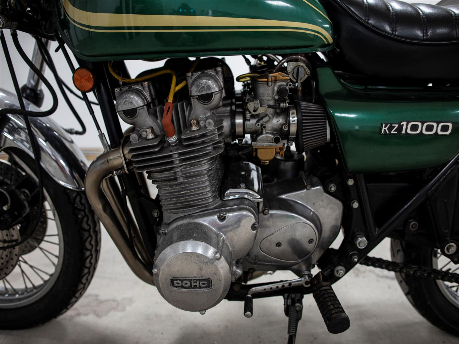 1978 Kawasaki KZ1000 KZ1000