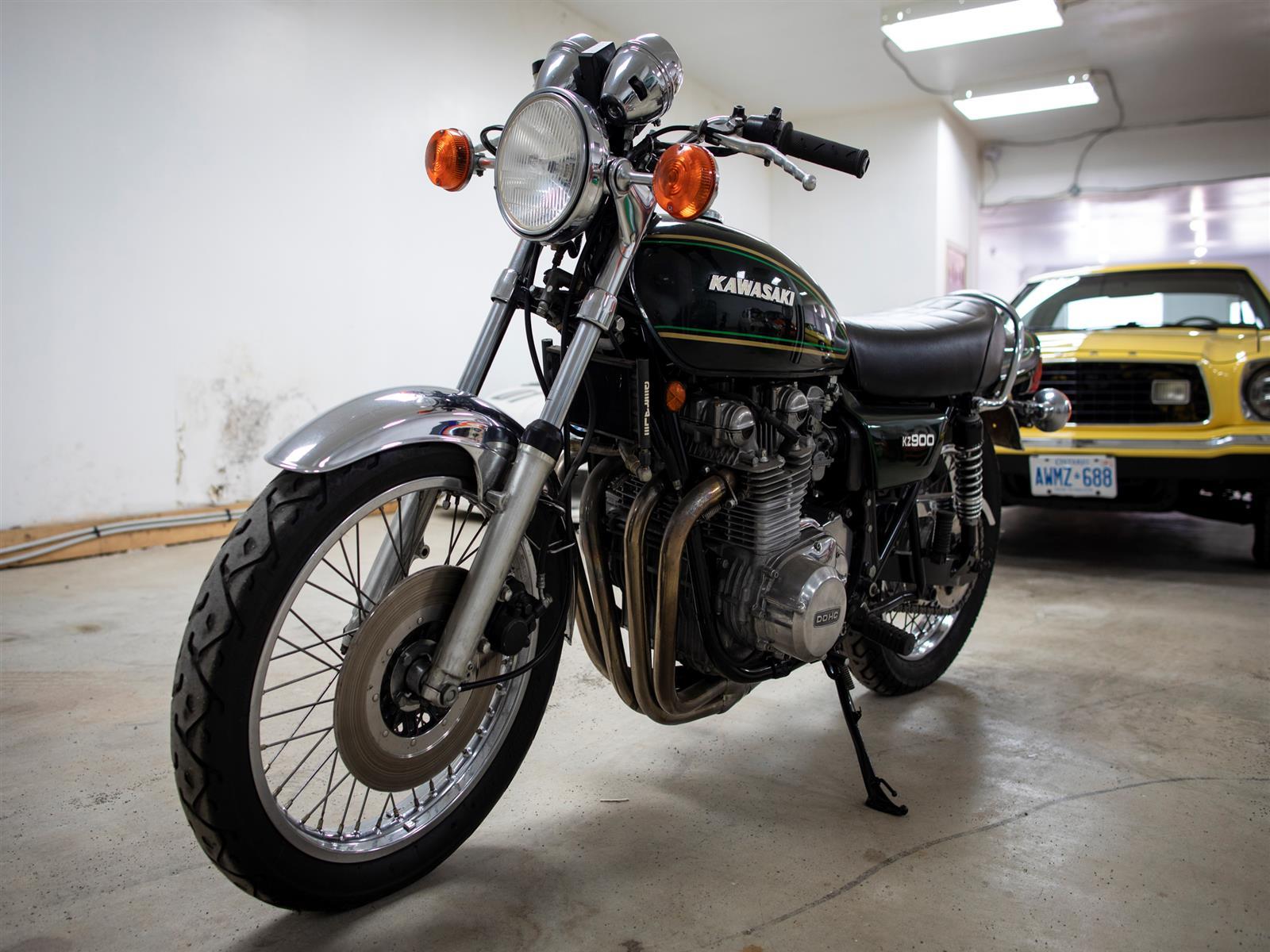 1976 Kawasaki KZ900 KZ900