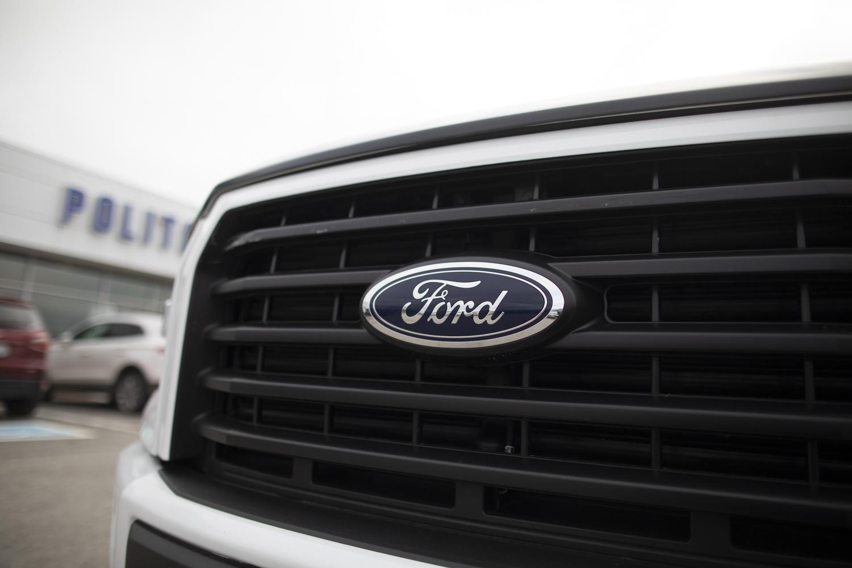 2017 Ford F-150 XLT Crew