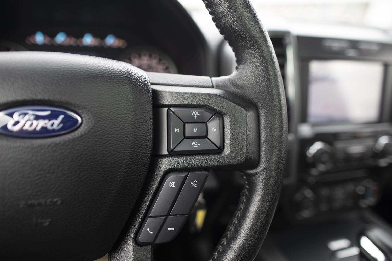 2018 Ford F-150 XLT Crew