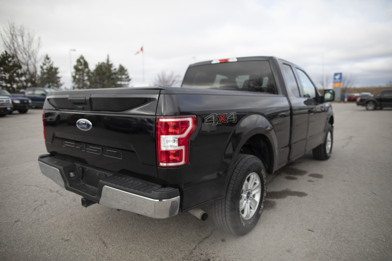 2018 Ford F-150 XLT S/C