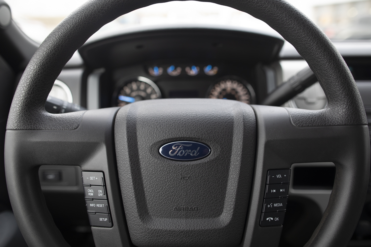 2014 Ford F-150 SuperCab 4WD