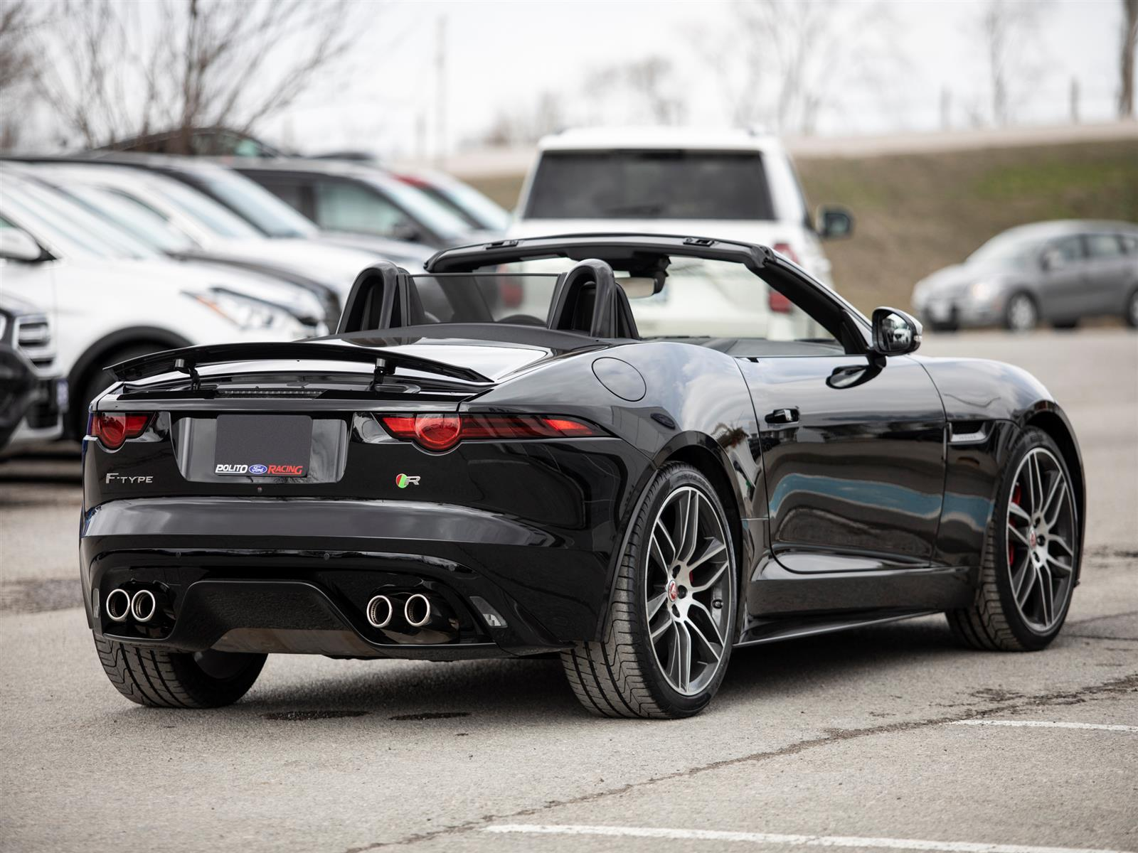 2019 Jaguar F-Type R Convertible AWD