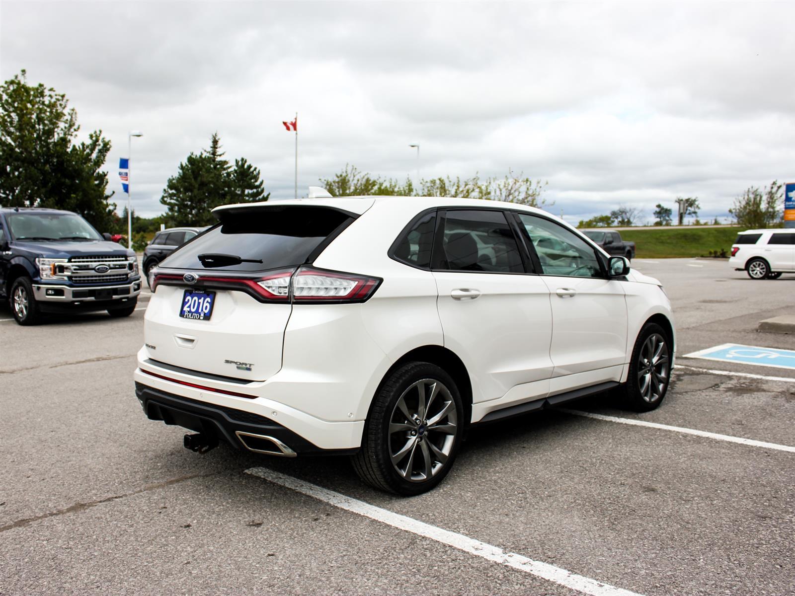 2016 Ford Edge Sport AWD