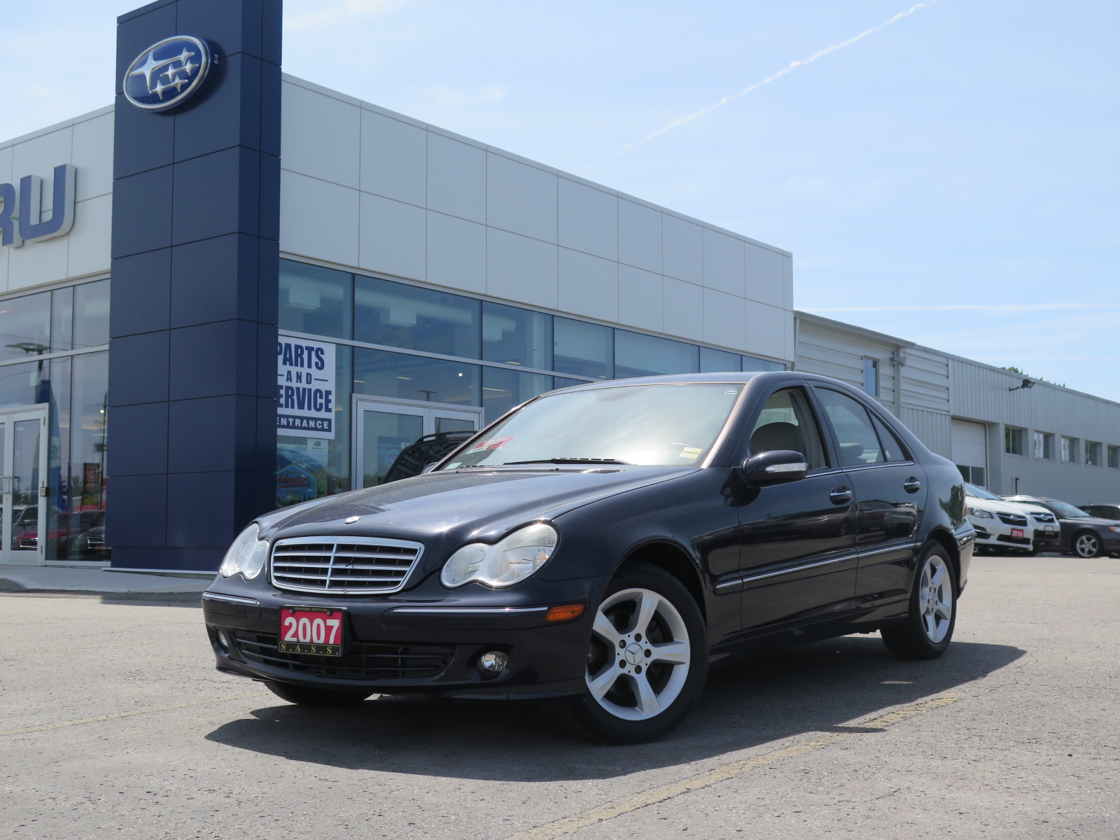 Mercedes benz c230 for sale great deals on mercedes benz c230 for Mercedes benz dealership locations