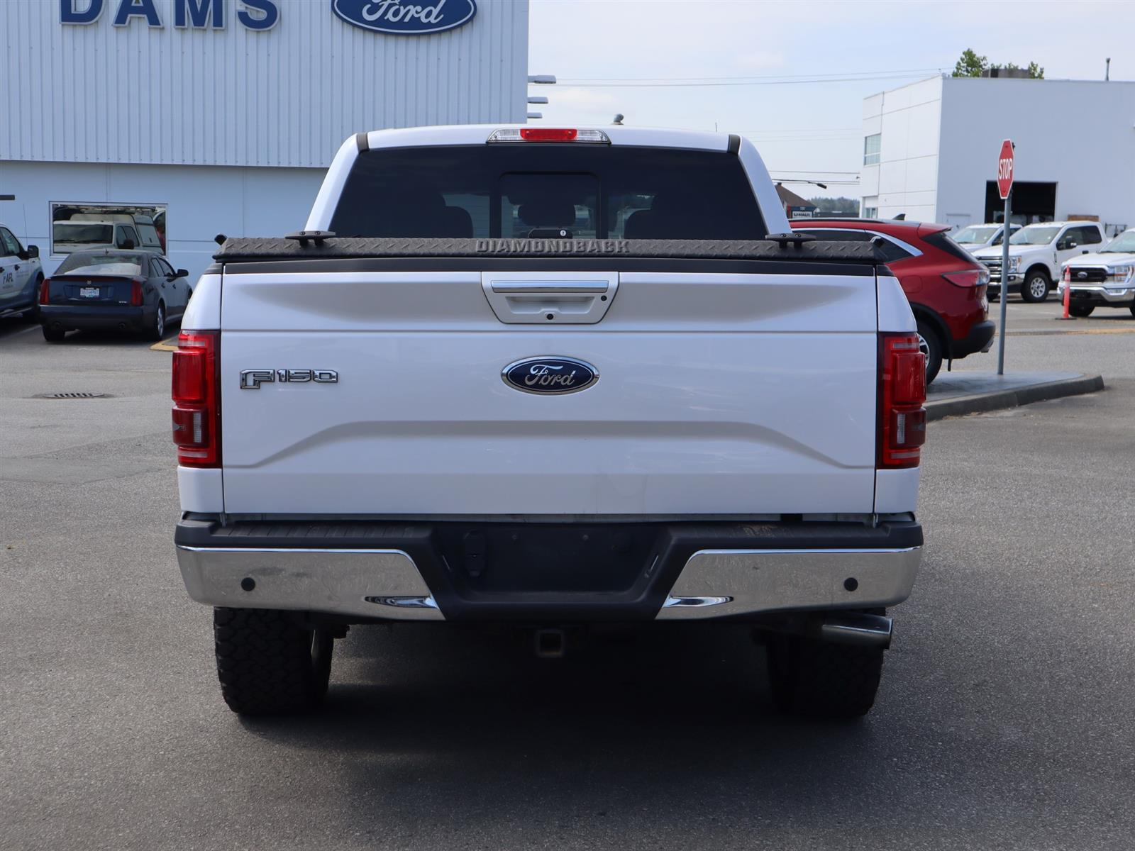 2017 Ford F-150 UNKNOWN