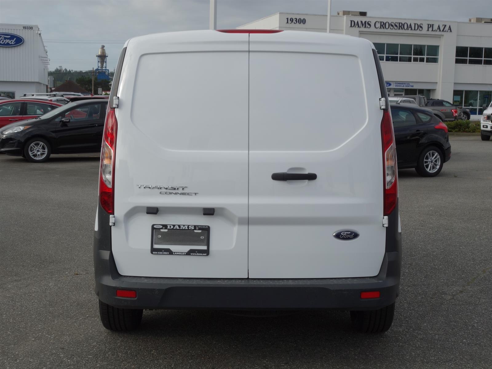 2018 Ford TRANSIT CONNECT VAN XL