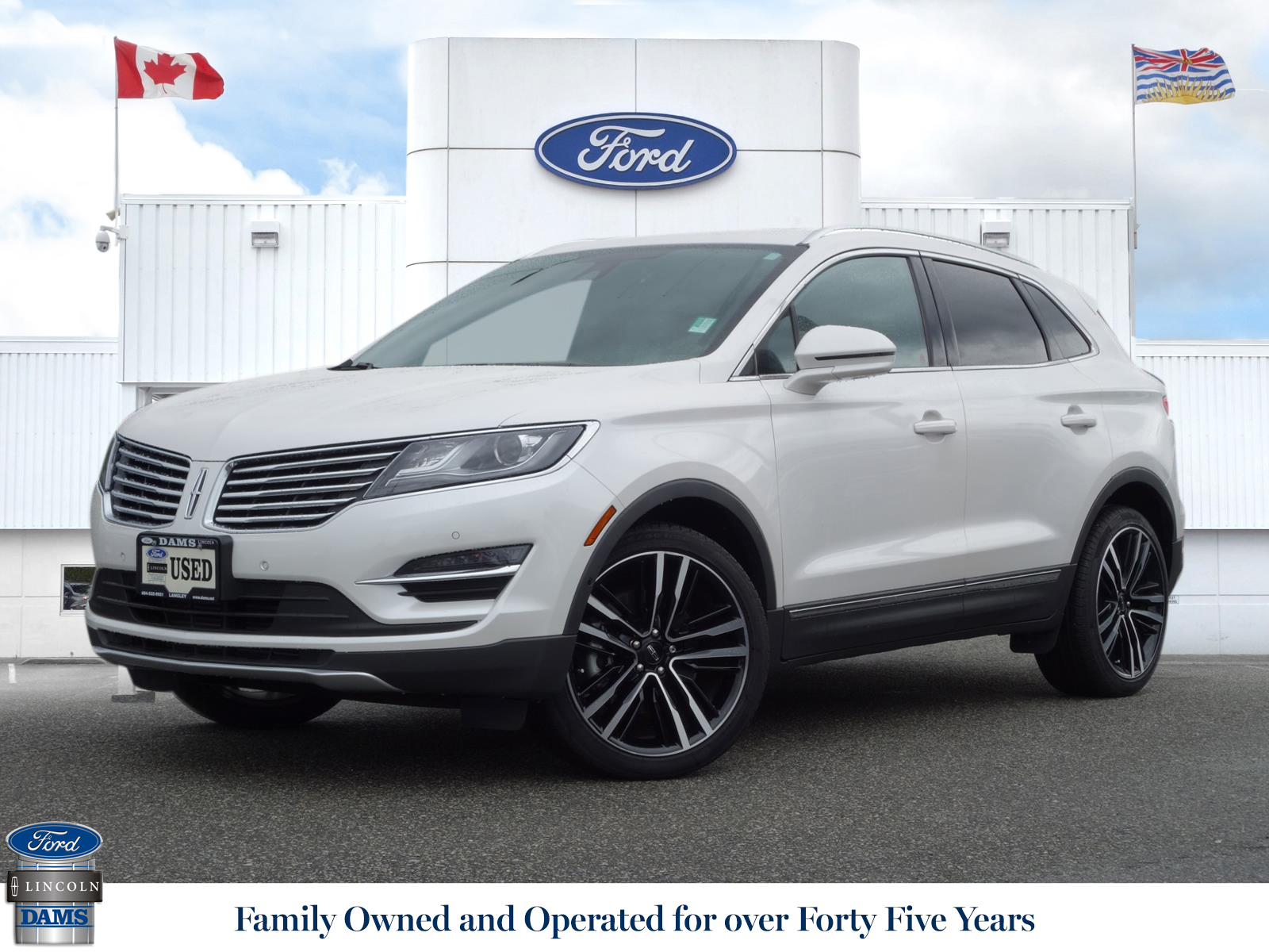 2018 Lincoln MKC AWD RESERVE