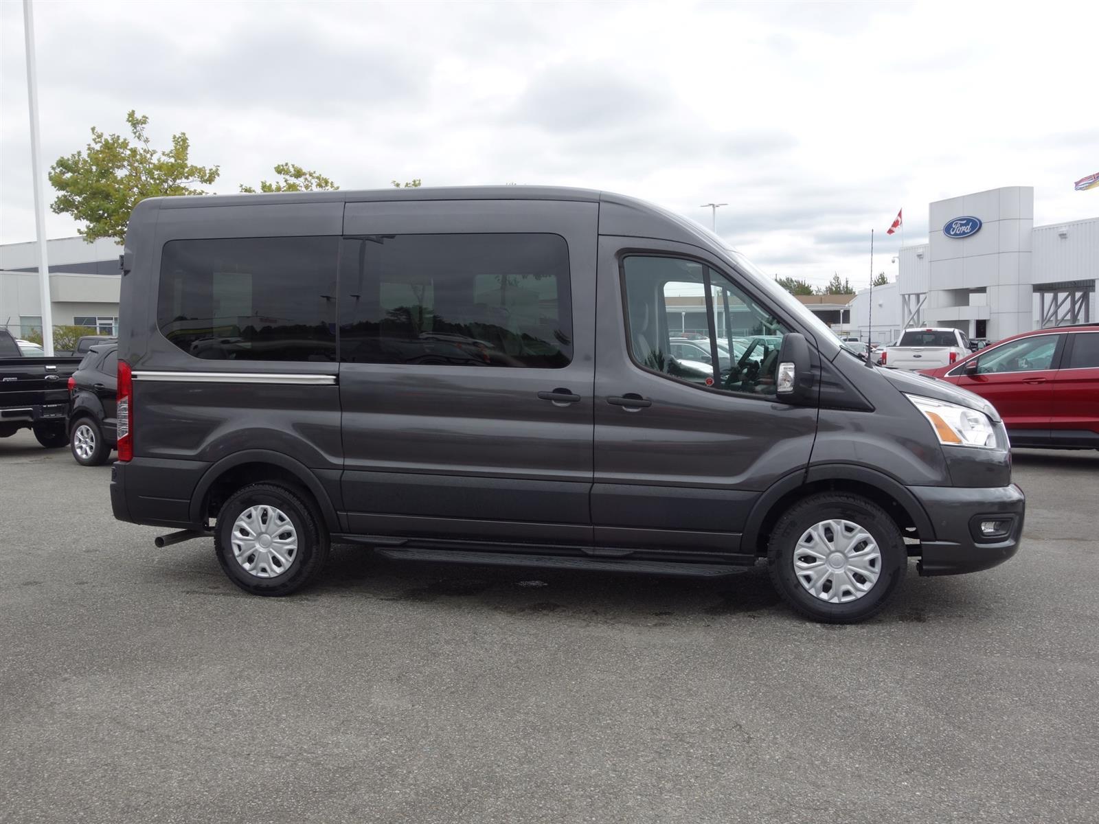 2020 Ford Transit VanWagon Passenger Van XLT