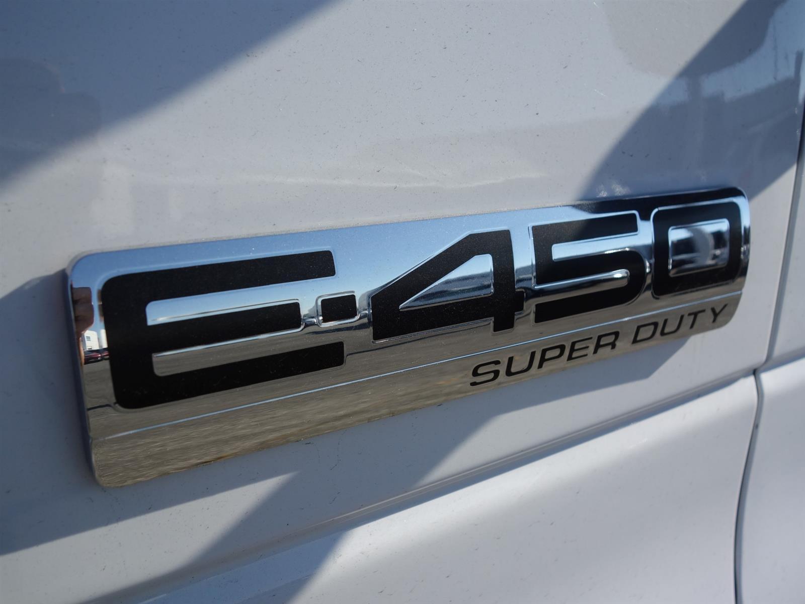 2019 Ford E-SERIES CUTAWAY BASE