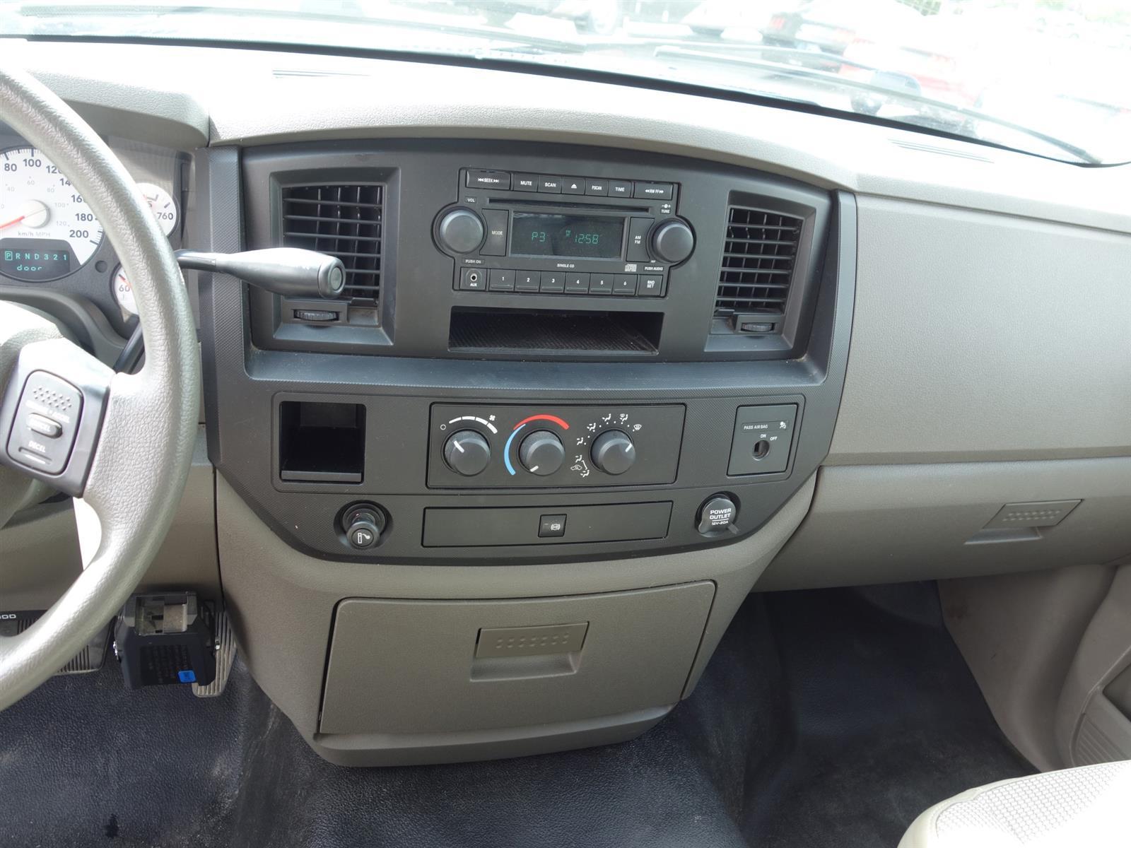 2009 Dodge RAM 3500 ST
