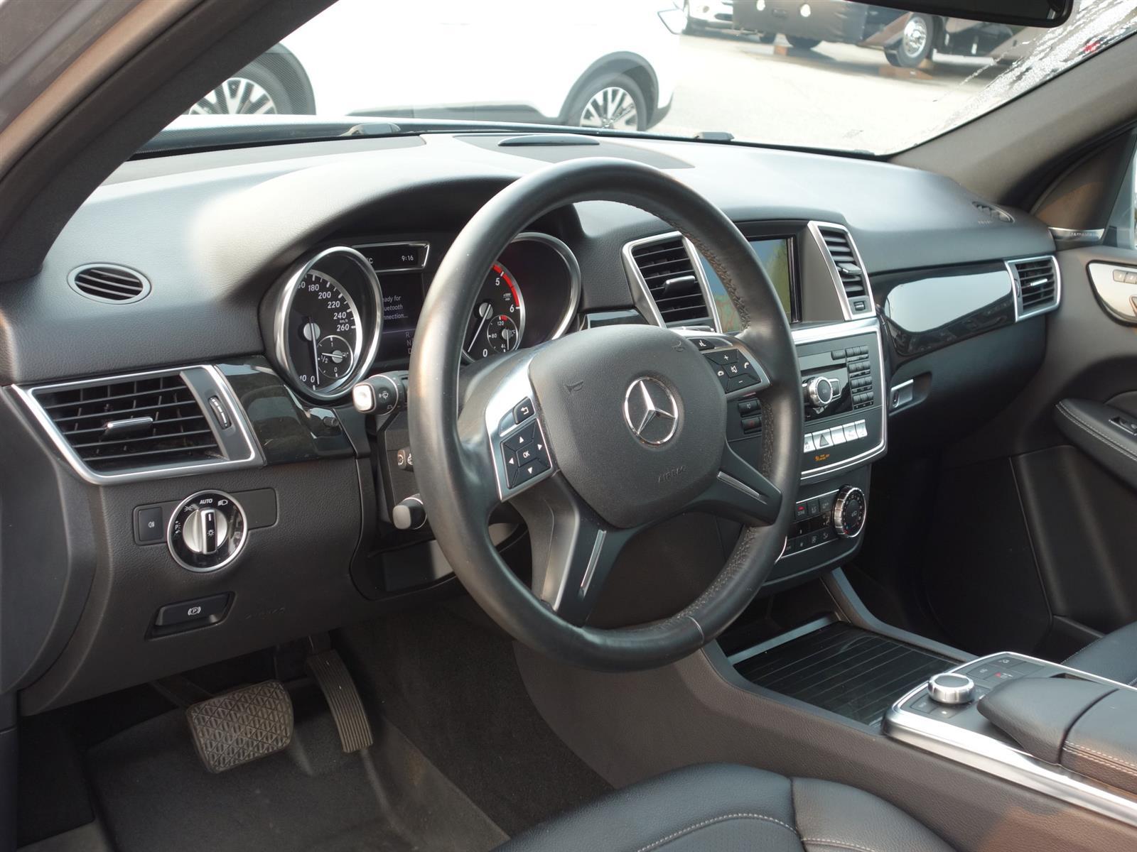 2015 Mercedes-Benz M-CLASS ML 350 BLUETEC