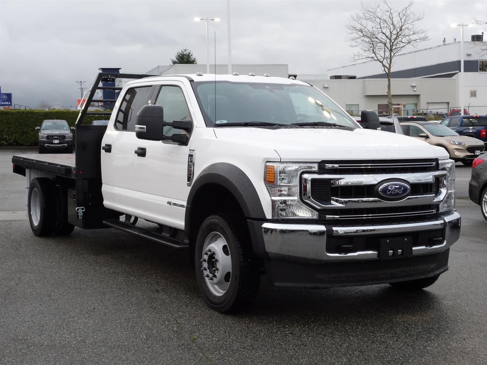 2020 Ford Chassis Cab F-550 XLT