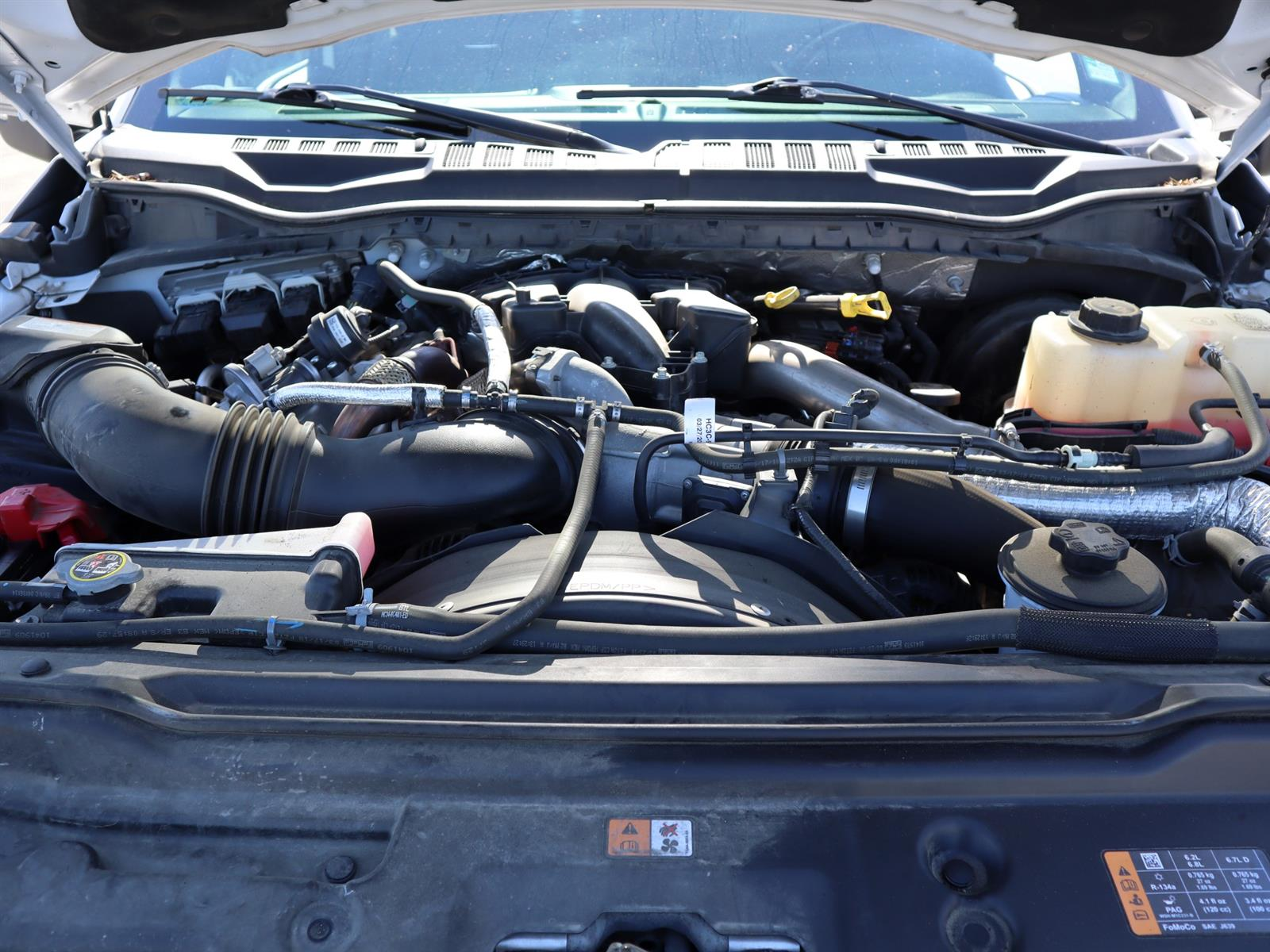 2018 Ford SUPER DUTY F-350 SRW PLATINUM