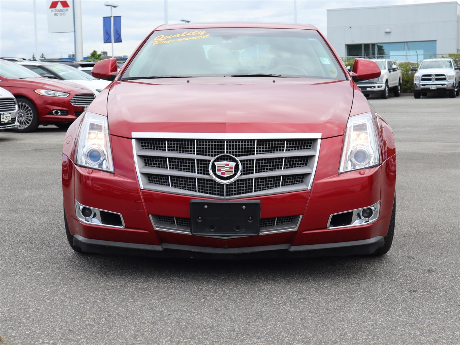 2009 Cadillac CTS W/1SB