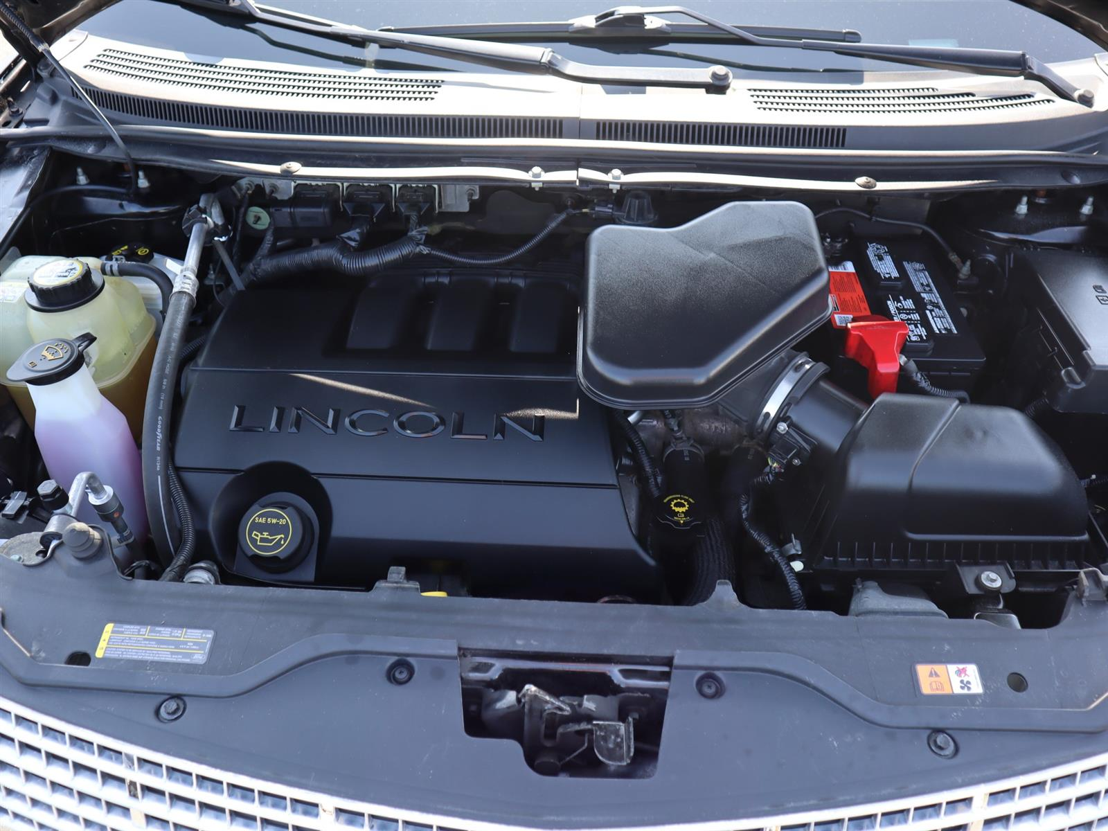 2007 Lincoln MKX BASE