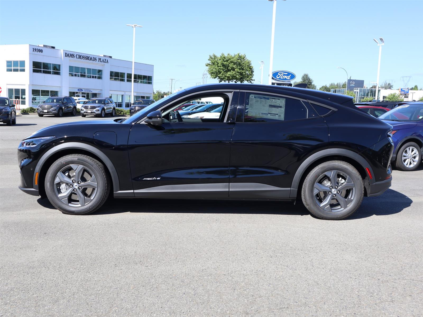 2021 Ford Mustang Mach-E Select