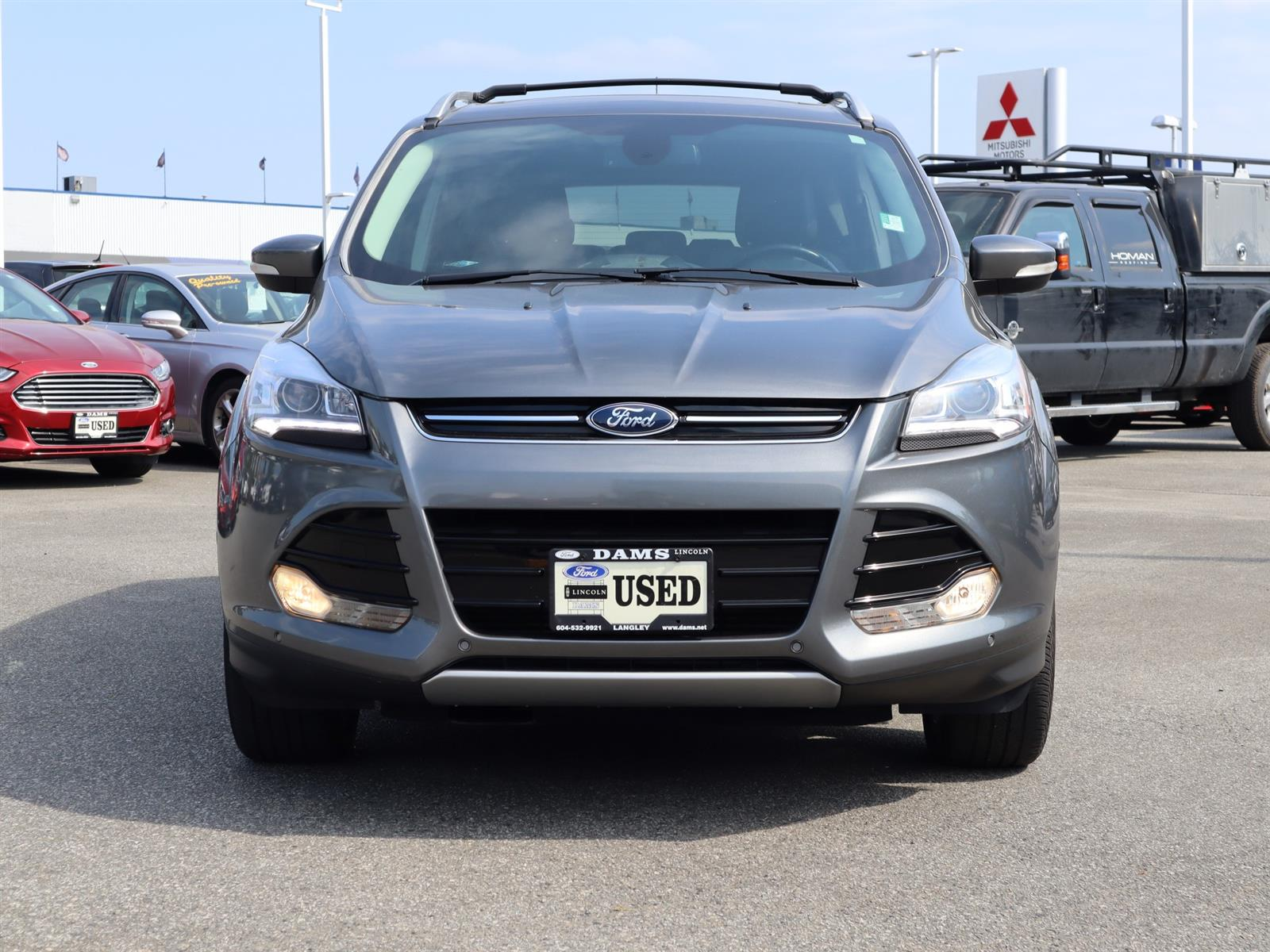 2014 Ford ESCAPE ESCAPE TITANIUM
