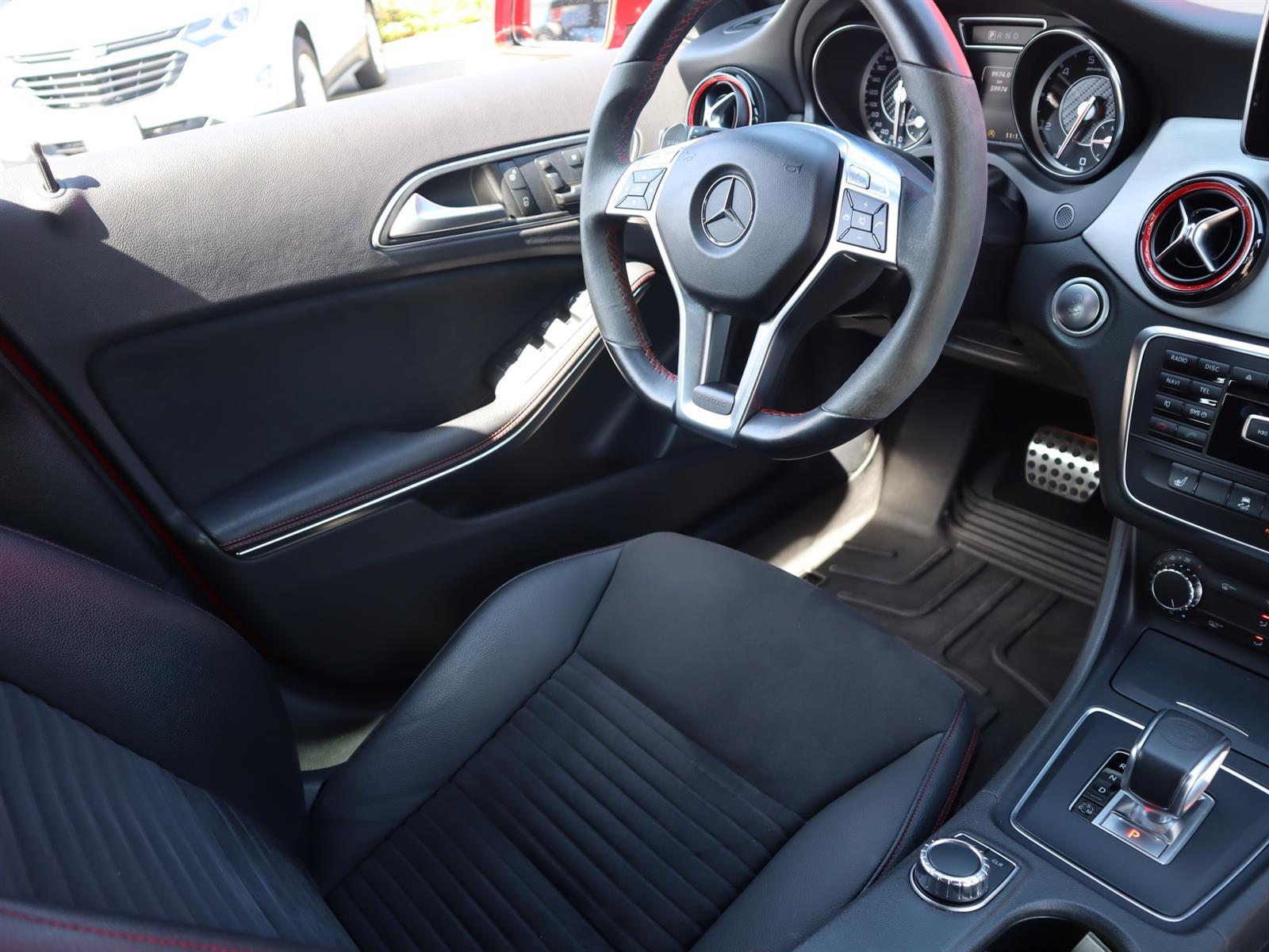 2015 Mercedes-Benz GLA-CLASS GLA 45 AMG