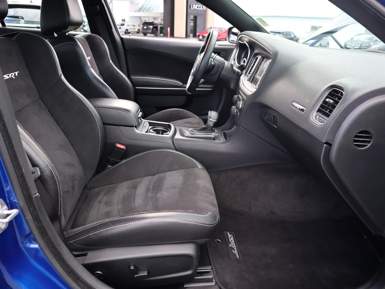 2018 Dodge CHARGER SRT 392