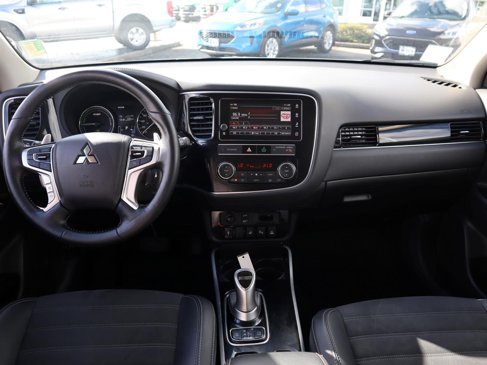 2019 Mitsubishi OUTLANDER PHEV SE