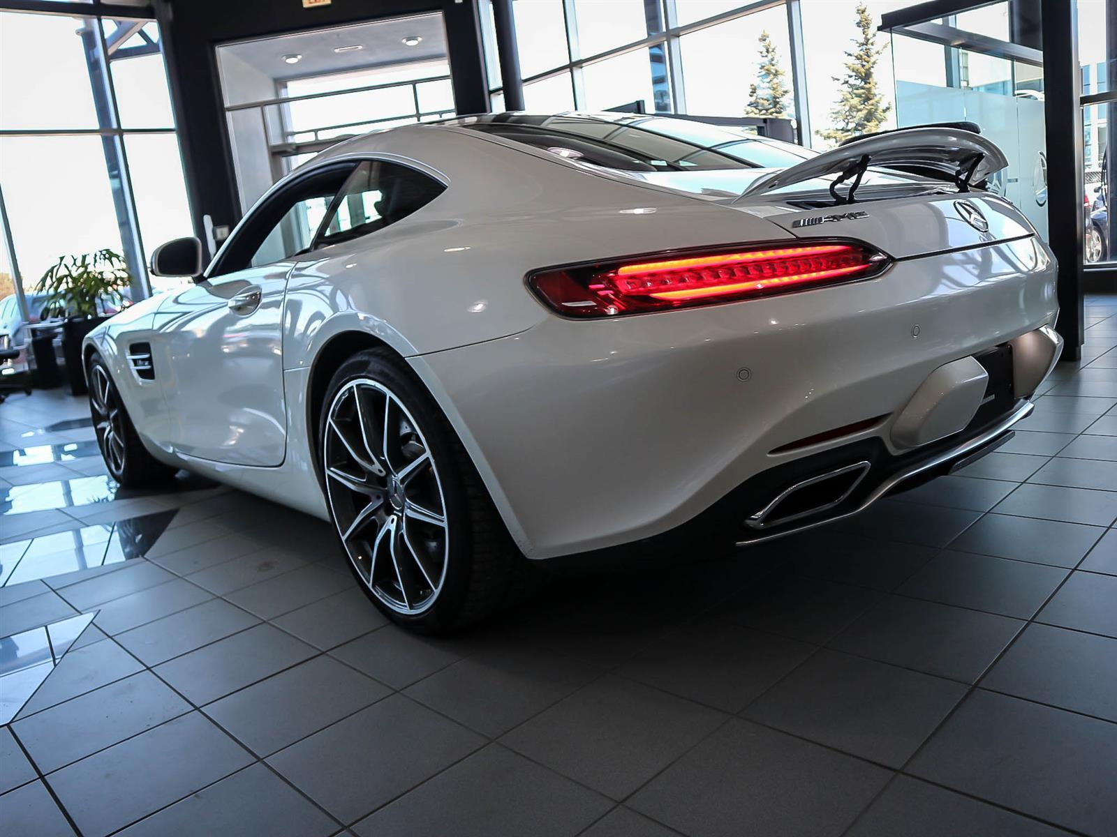 Certified Pre-Owned 2016 Mercedes-Benz GT-CLASS AMG GT S