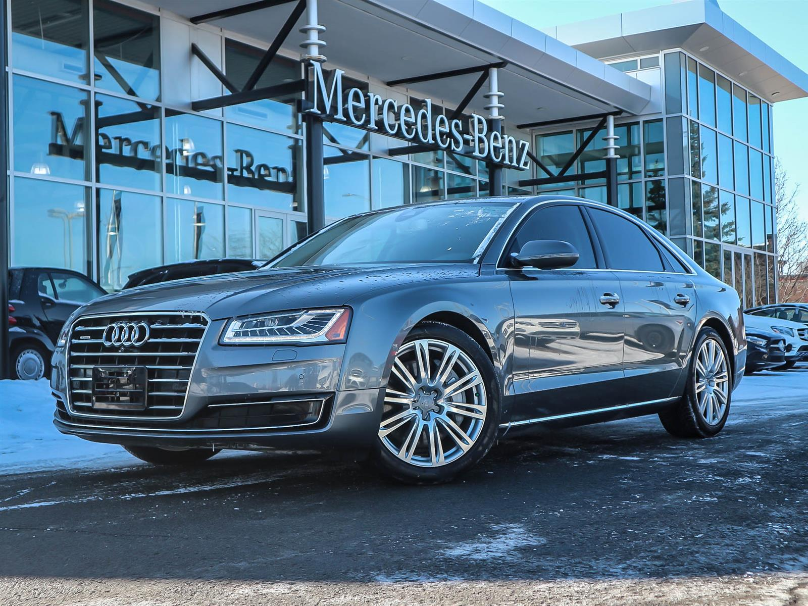 Pre-Owned 2015 Audi A8 A8