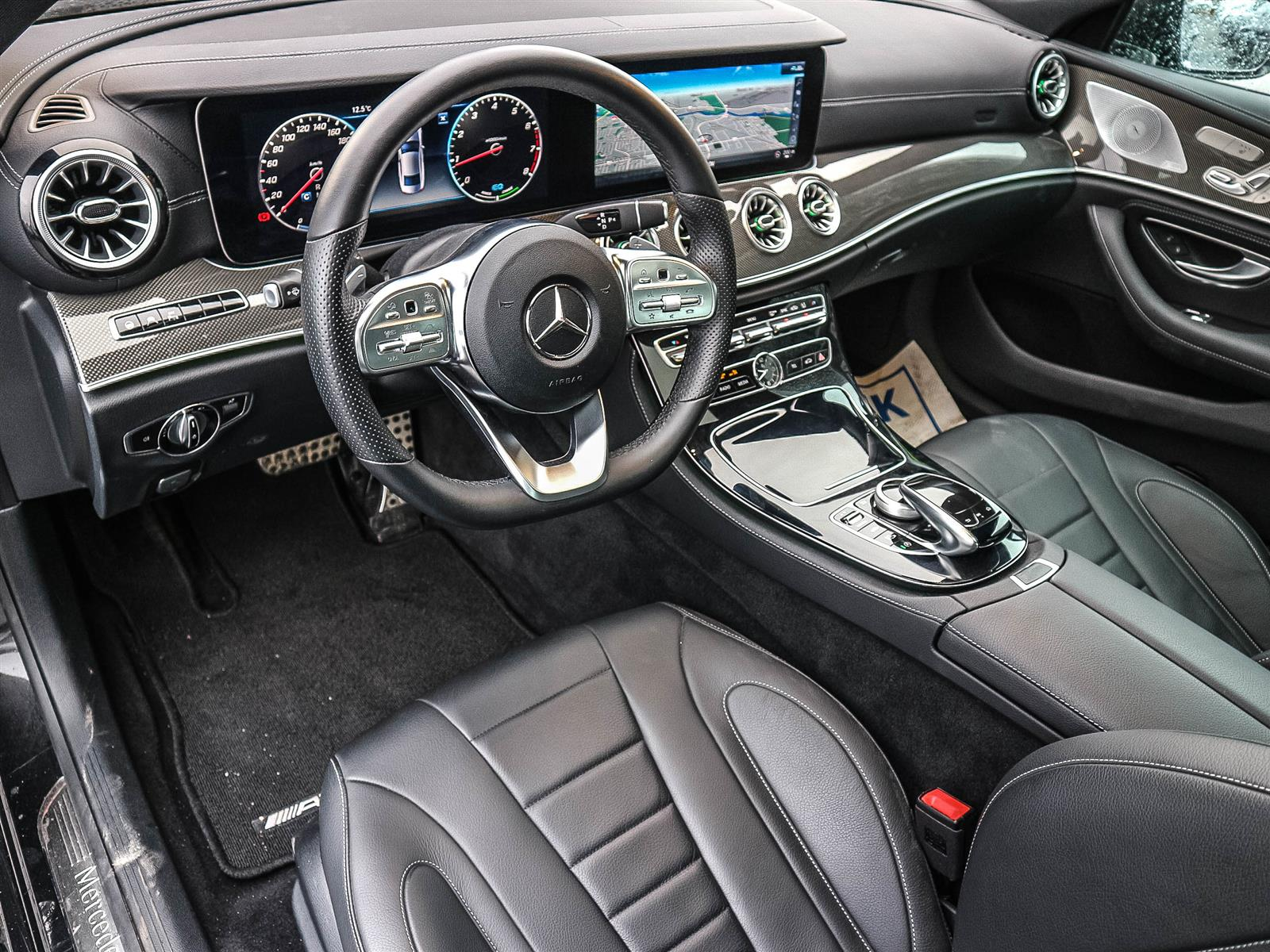 Certified 2019 CLS 450 4MATIC Coupe