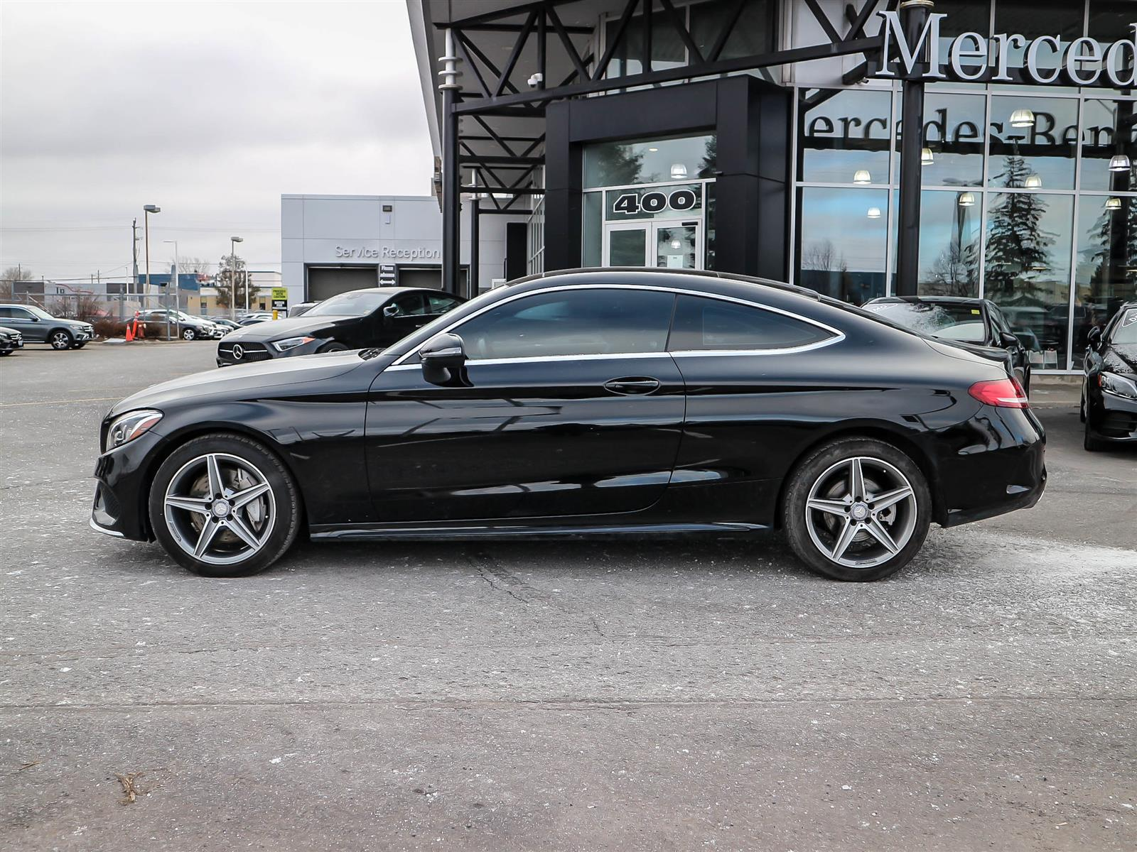 2017 Mercedes-Benz C-Class for sale in Ottawa, ON ...