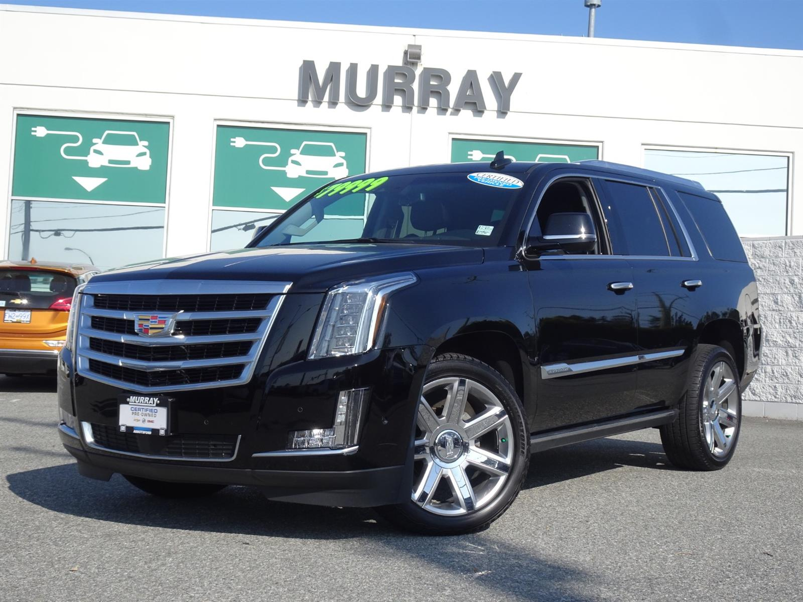 2018 Cadillac Escalade for sale in Abbotsford, BC