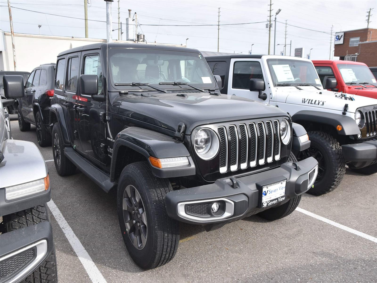 Jeep All-New Wrangler