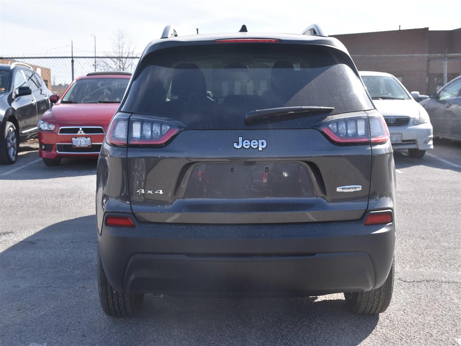 Jeep All-New Cherokee