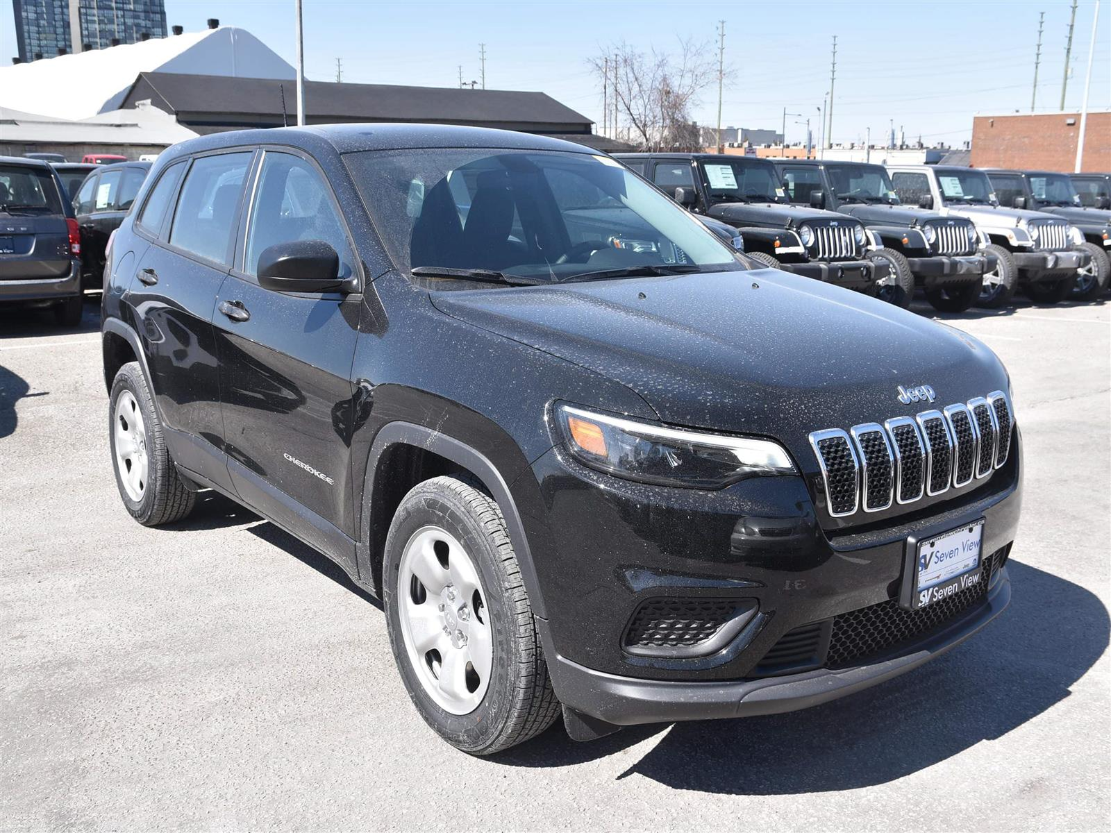 Jeep All-New Cherokee