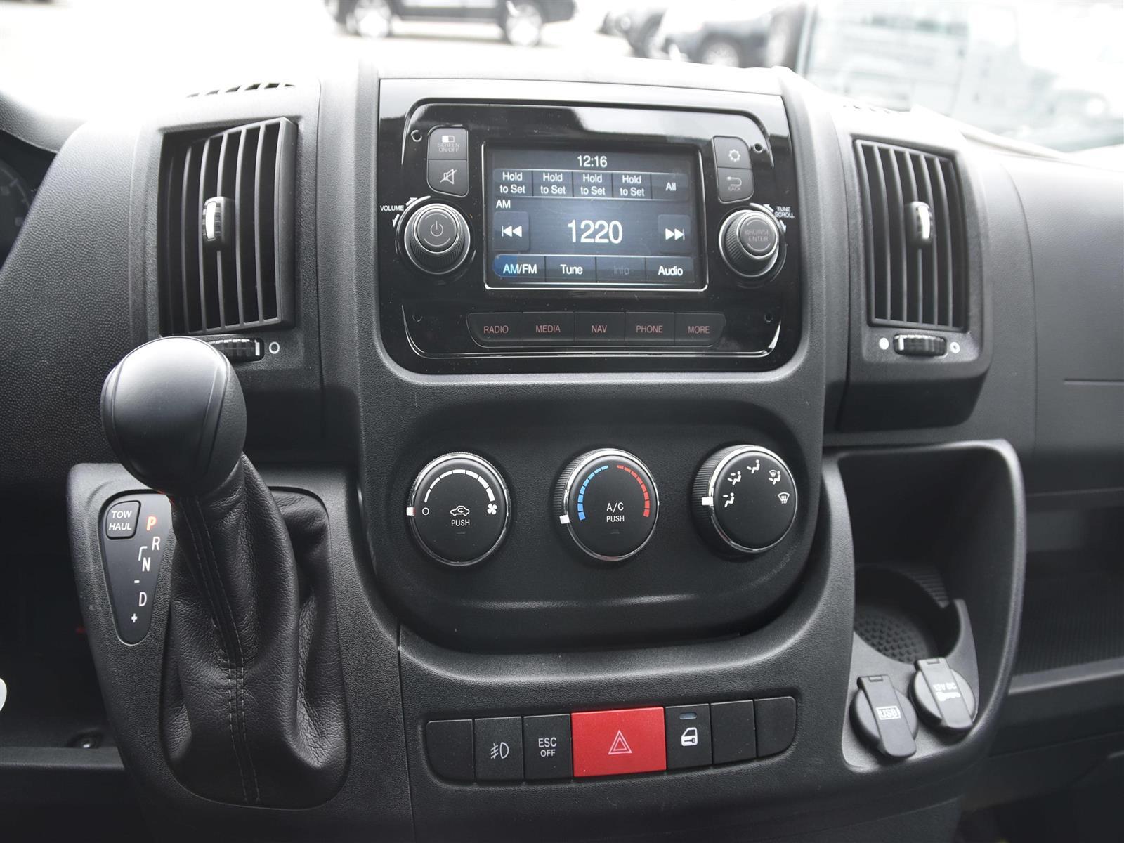 Ram ProMaster 1500