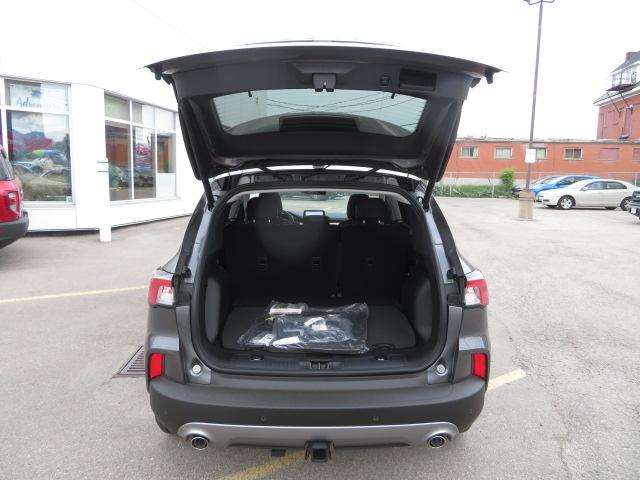 2021 Ford Escape Titanium Hybrid