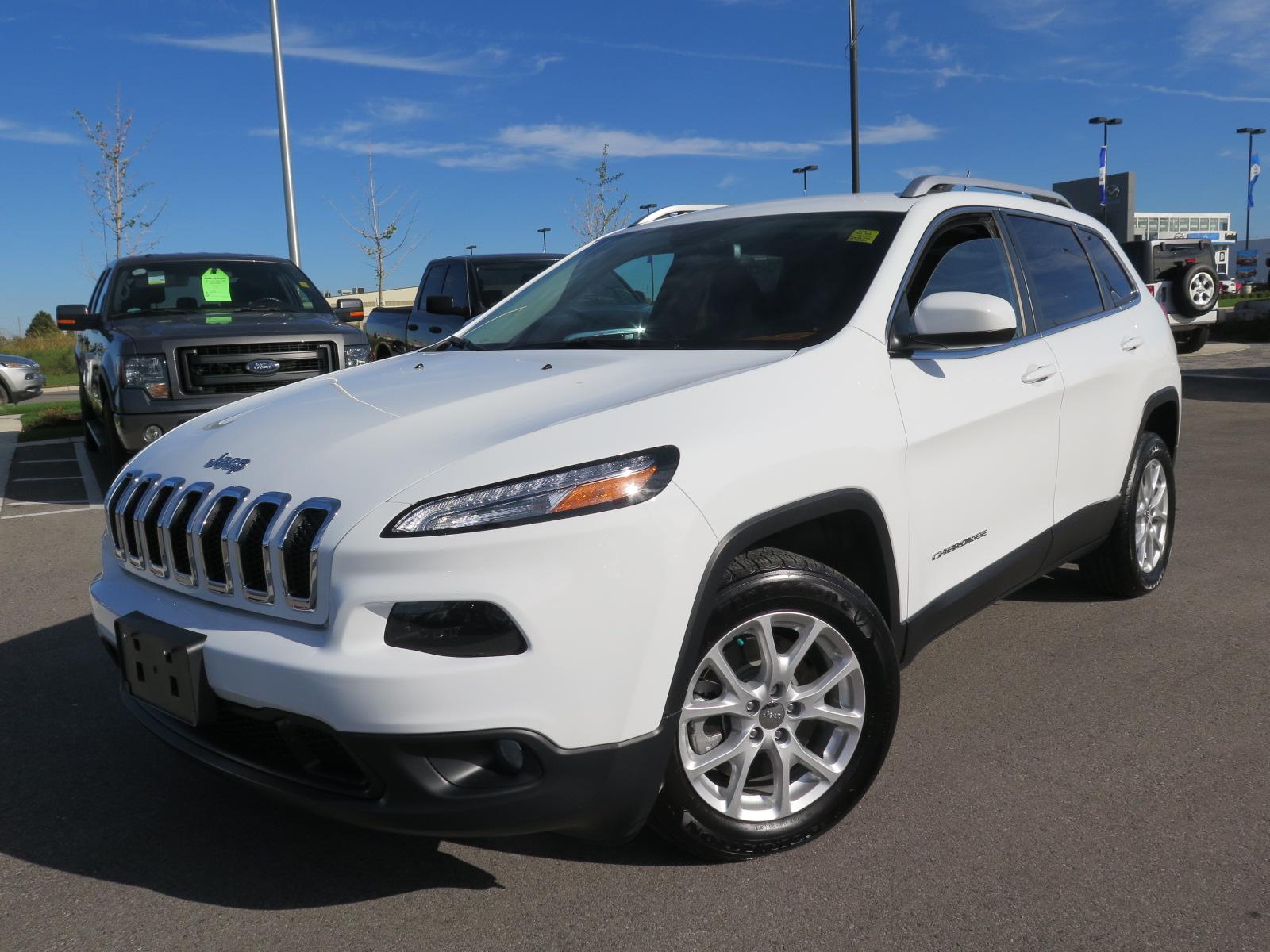 New 2015 Jeep Cherokee, $27233
