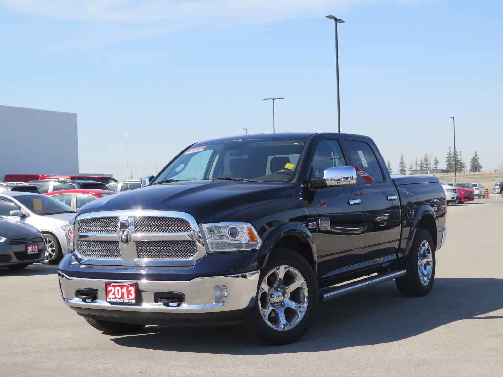 New 2013 Ram 1500, $35733