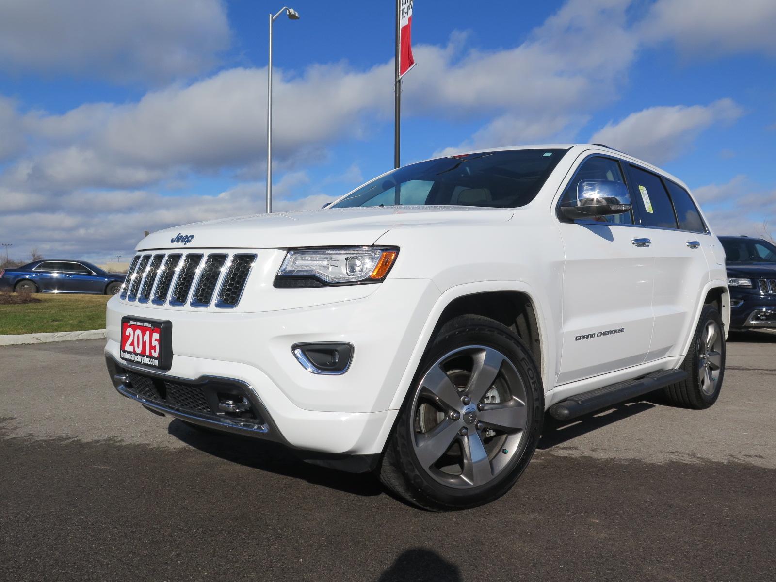 New 2015 Jeep Grand Cherokee, $49233