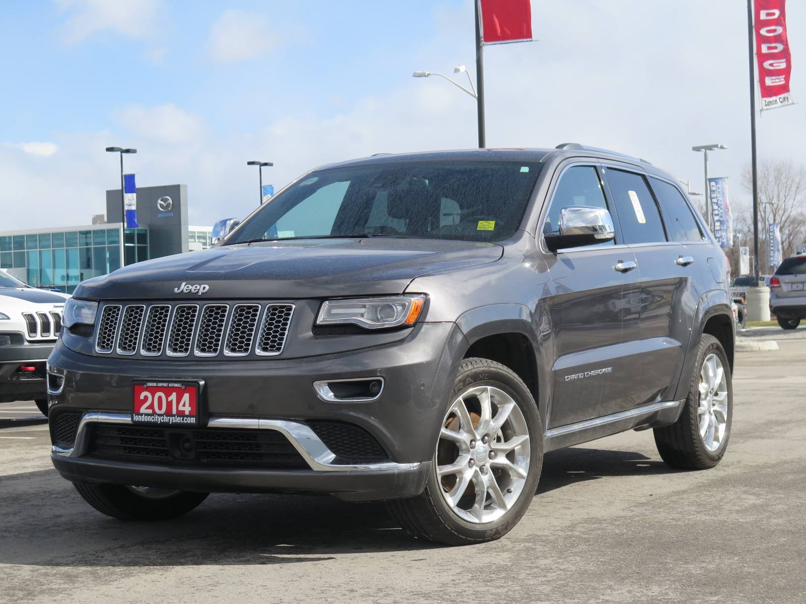 New 2014 Jeep Grand Cherokee, $38733