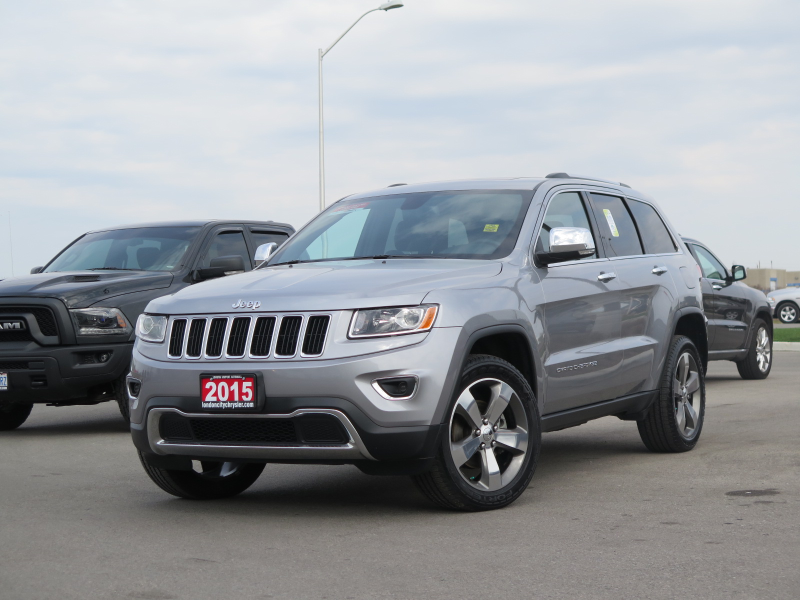 New 2015 Jeep Grand Cherokee, $39733