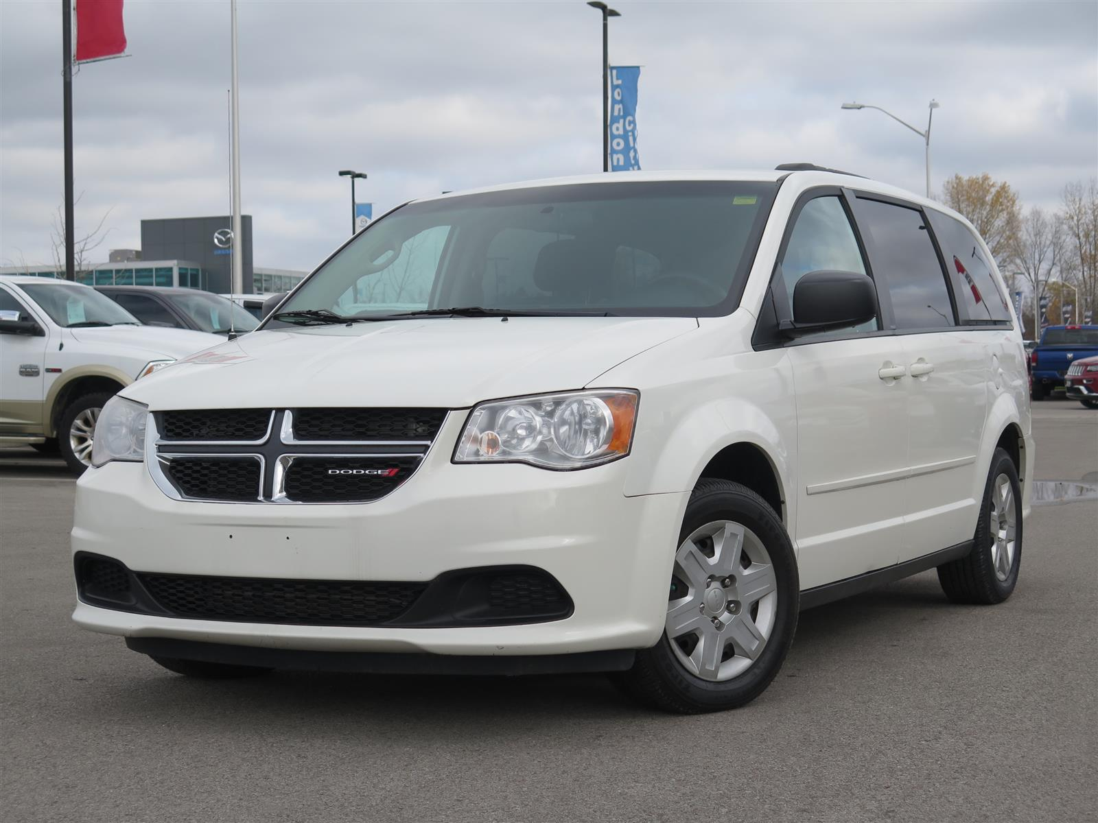 New Vehicle Inventory At London City Chrysler Autos Post