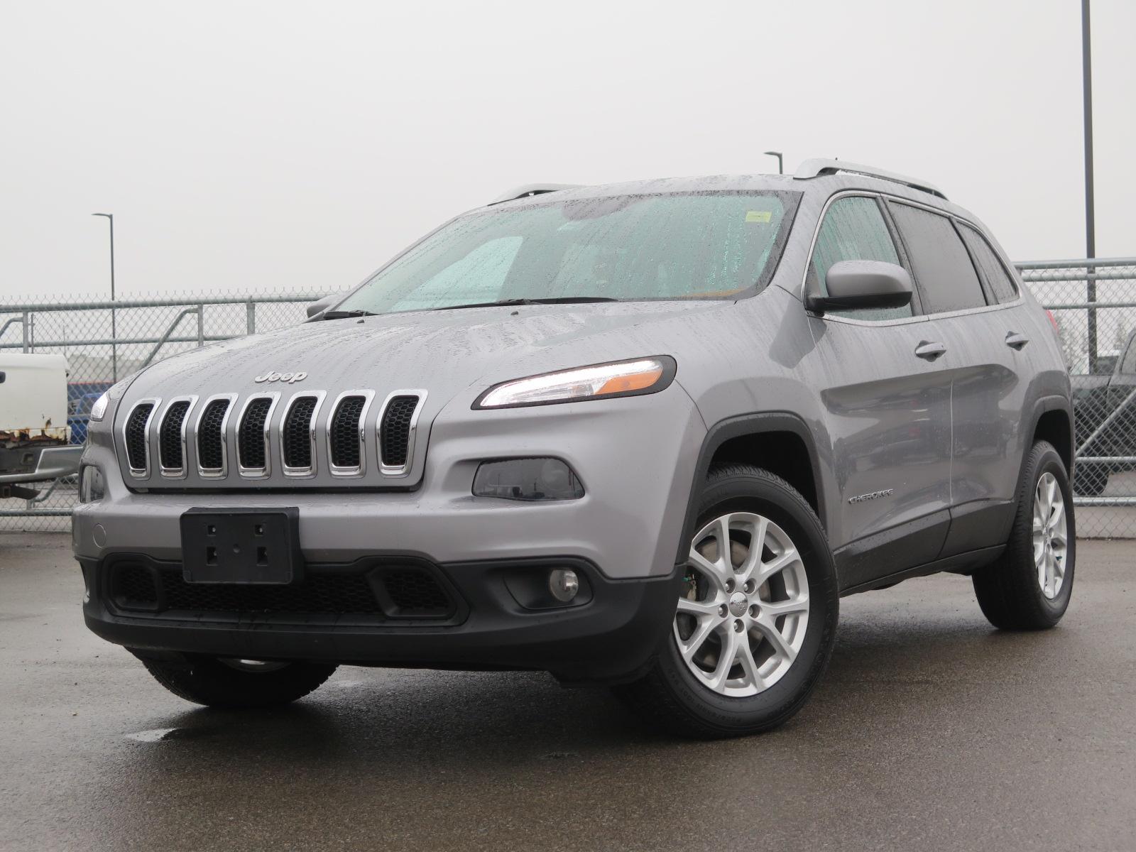 New 2015 Jeep Cherokee, $23177